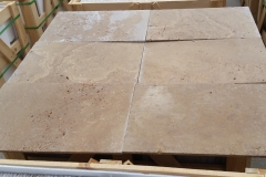 Travertine Antalya Noce_First Selection_406x610x12 mm_Tumbled_SelectionLike-12mm__1_