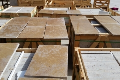 Travertine Antalya Noce_First Selection_406x610x12 mm_Tumbled_SelectionLike-12mm__3_