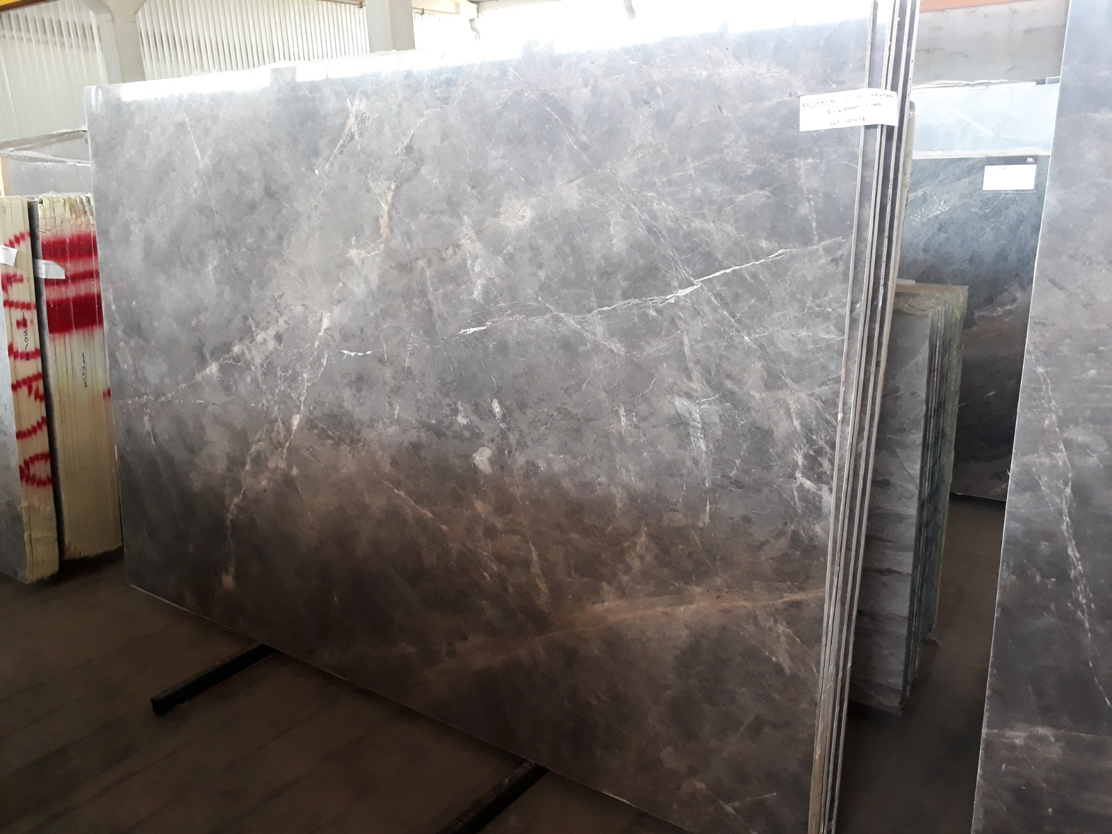 Claros Grey_First Selection_Slabs 20 mm_Polished_Seleksiyon__4_