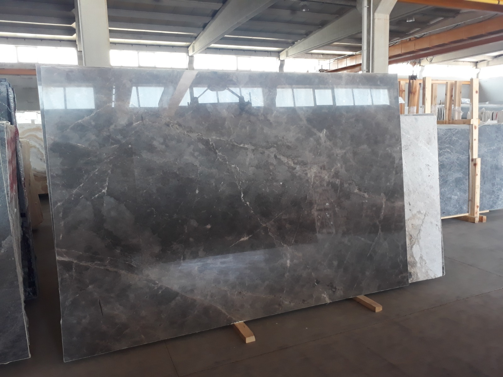 Claros Grey_First Selection_Slabs 20 mm_Polished_Seleksiyon__5_